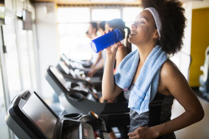 At Nonprofit Fitness Center, Women Finds Strength in Numbers