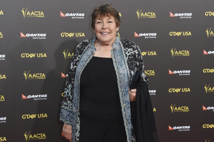 In this Jan. 31, 2015, file photo, Australian-born singer Helen Reddy attends the 2015 G'DAY USA GALA at the Hollywood Palladium, in Los Angeles.