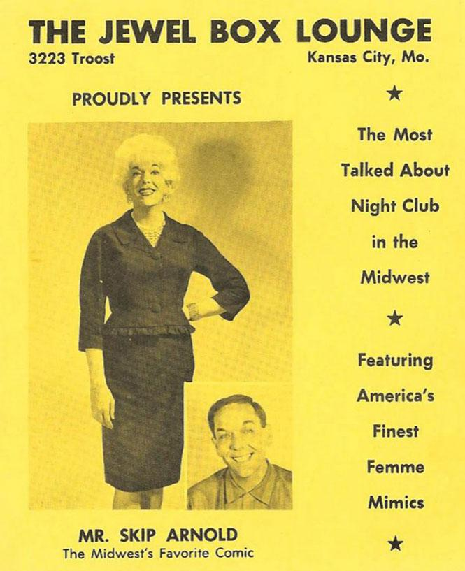 Rediscovering 'Mother Camp' - Esther Newton, Skip Arnold, and Drag Anthropology in the 1960s