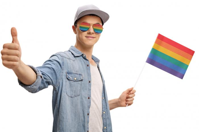 Report: Half of Gen Z Gay, Bisexual Boys Out to Parents