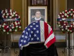 With 'Profound Sorrow': Ginsburg Lies in State at US Capitol
