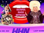 Watch: Double Trouble - Lady Bunny & Bianca Del Rio Debut 'Hateful Hags Network' Comedy Slam